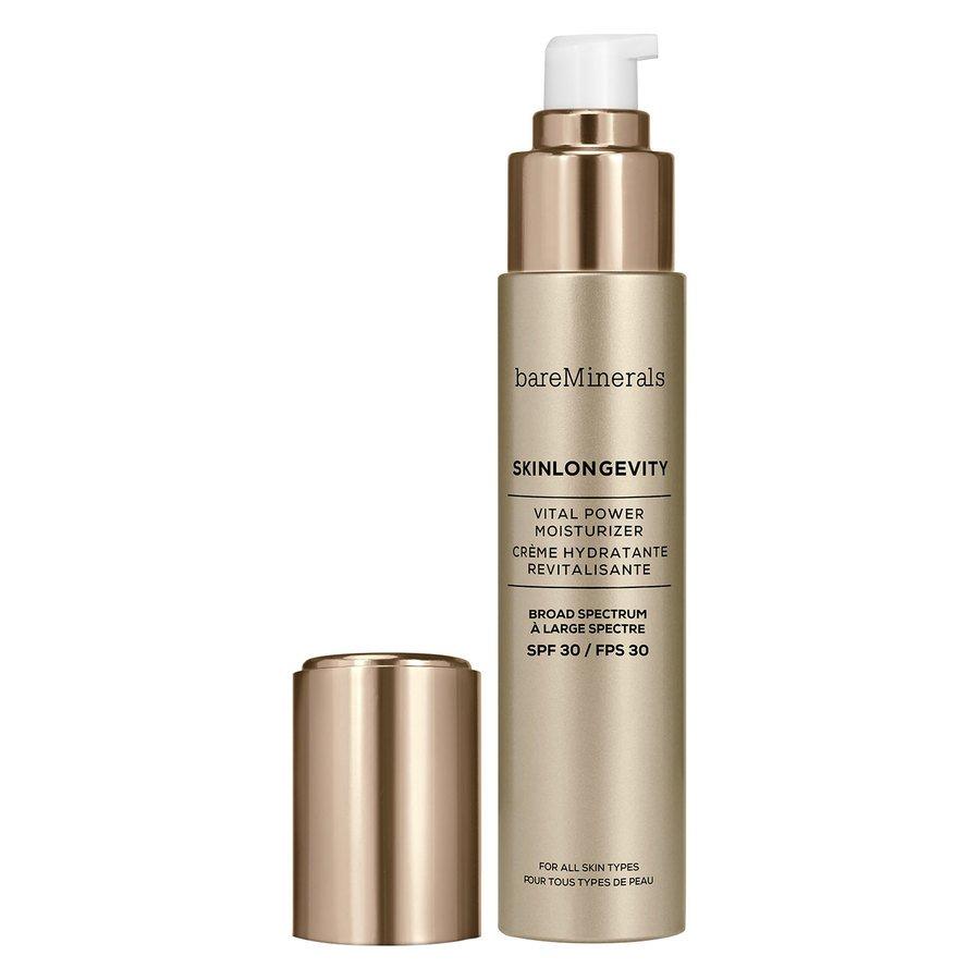 bareMinerals Skinlongevity Vital Power Moisturizer SPF 30 50 ml