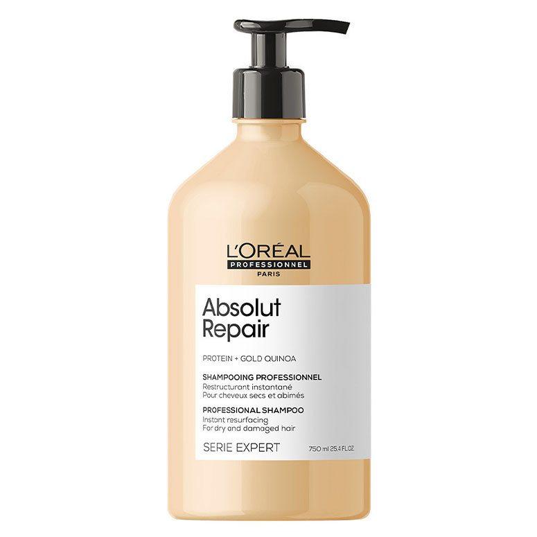 L'Oréal Professionnel Série Expert Absolut Repair Gold Shampoo 750 ml