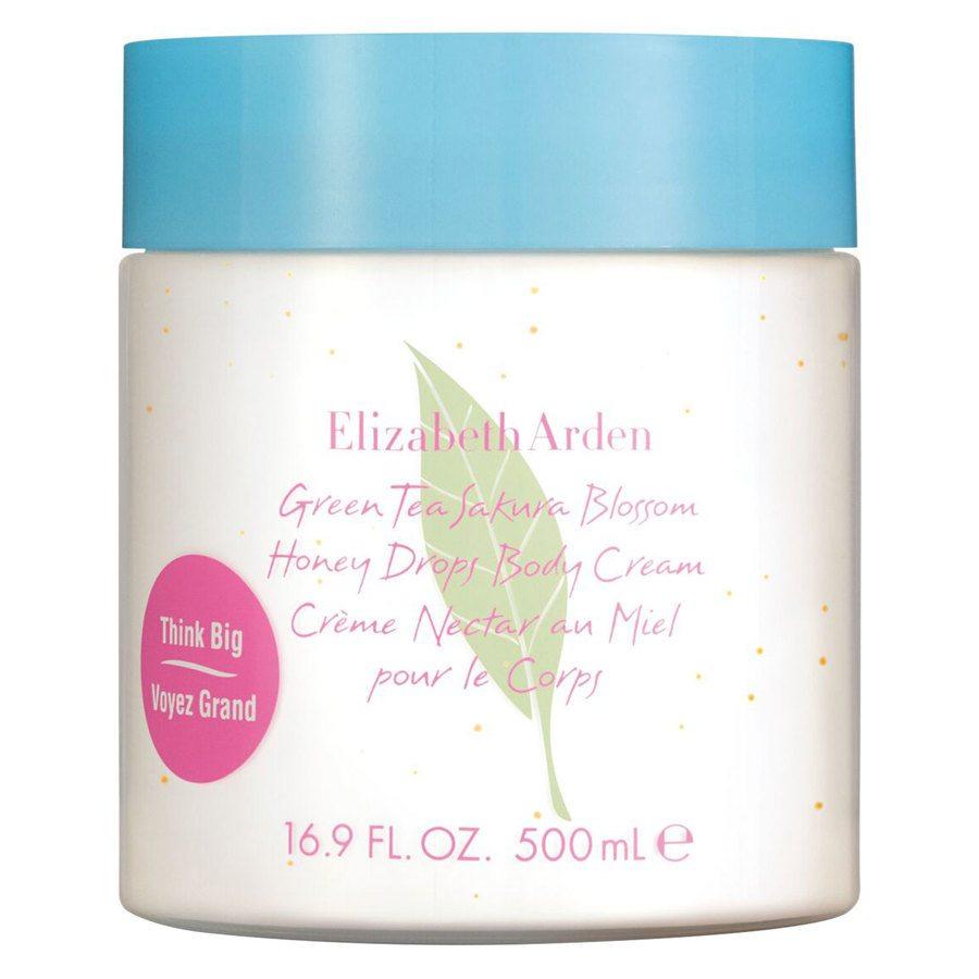 Elizabeth Arden Green Tea Sakura Blossom Honey Drops Body Cream 500 ml