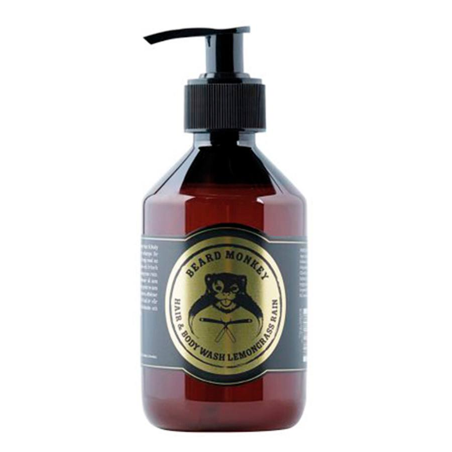 Beard Monkey Hair Conditioner 250 ml - Lemongrass Rain
