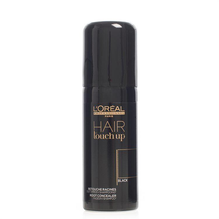 L'Oréal Professionnel Hair Touch Up 75 ml – Black