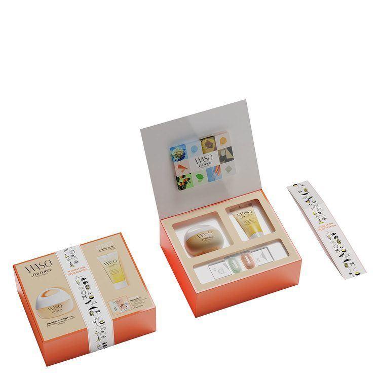 Shiseido WASO Starting Pack