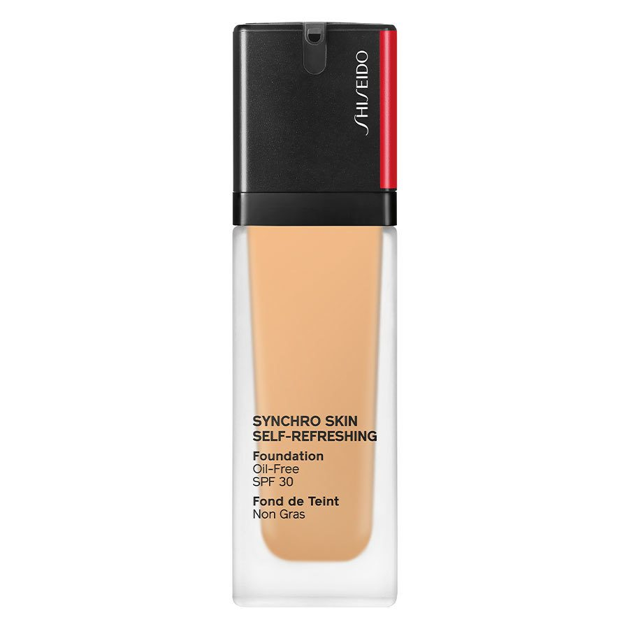 Shiseido Synchro Skin Self-Refreshing Foundation 30 ml – 350 Maple
