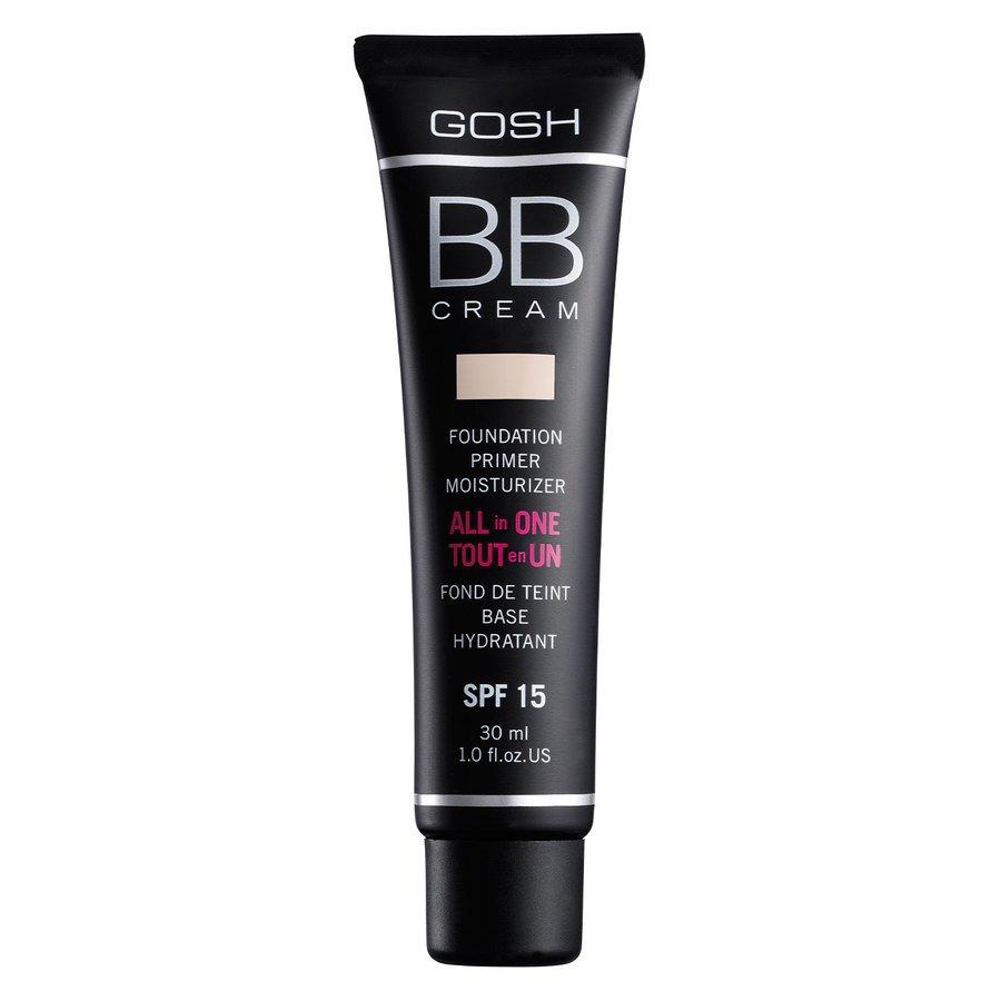 GOSH BB Cream Foundation 30 ml ─ #001 Sand