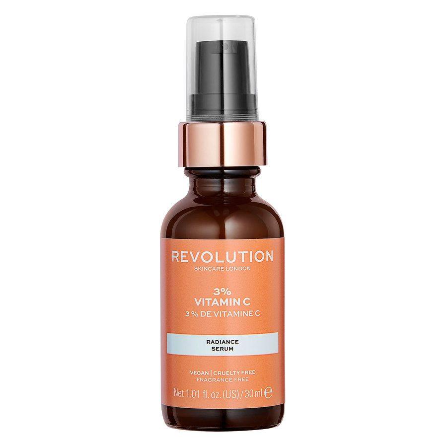 Revolution Skincare 3 % Vitamin C Serum 30 ml