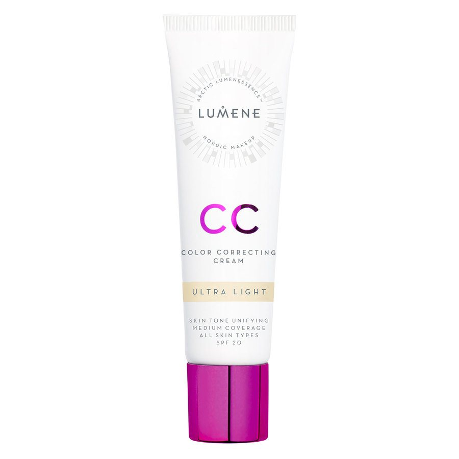 Lumene Color Correcting Cream Ultra Light SPF20