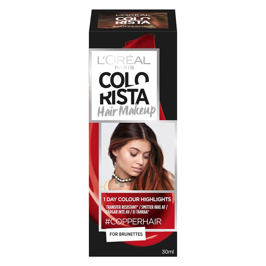 L'Oréal Paris Colorista Hair Makeup - 11 Copper