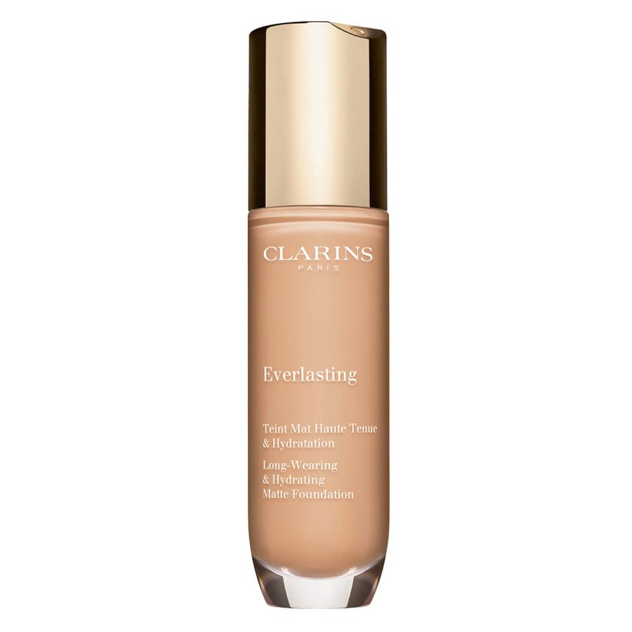 Clarins Everlasting Foundation 30 ml ─ #108 Sand