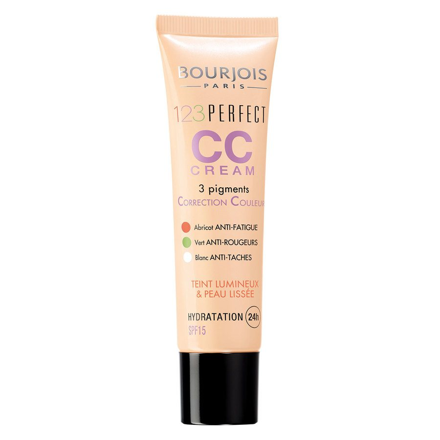 Bourjois 123 Perfect CC Cream 30 ml ─ 32 Light Beige