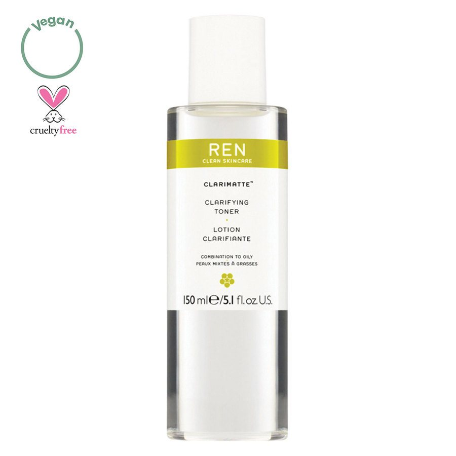 REN Clean Skincare Clarimatte Clarifying Toning Lotion 150 ml