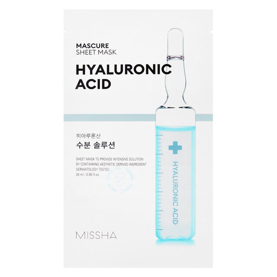 Missha Mascure Hydra Solution Sheet Mask 27 ml