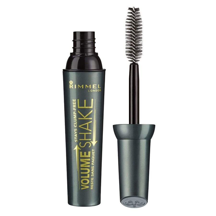 Rimmel London Volume Shake Mascara 9 ml ─ #001 Black