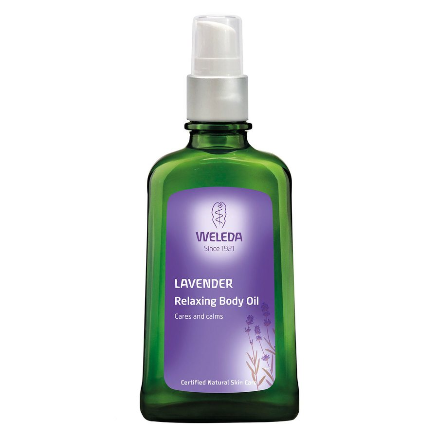 Weleda Lavender Relaxing Oil 100 ml