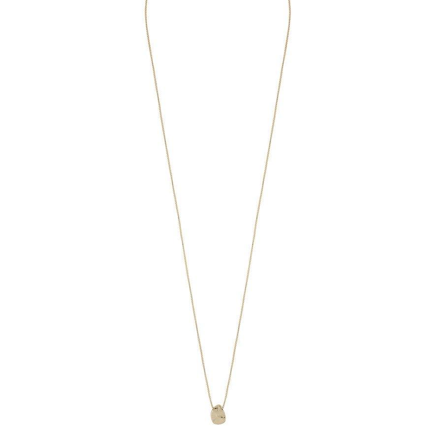 Snö Of Sweden Maxime Small Pendant Necklace 60 cm ─ Plain