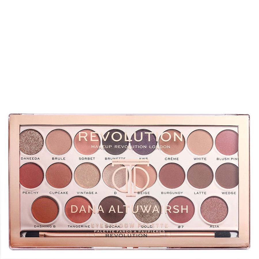 Makeup Revolution X Dana Eyeshadow Palette