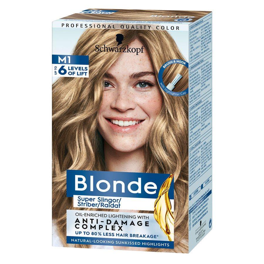 Schwarzkopf Blonde Highlights ─ M1