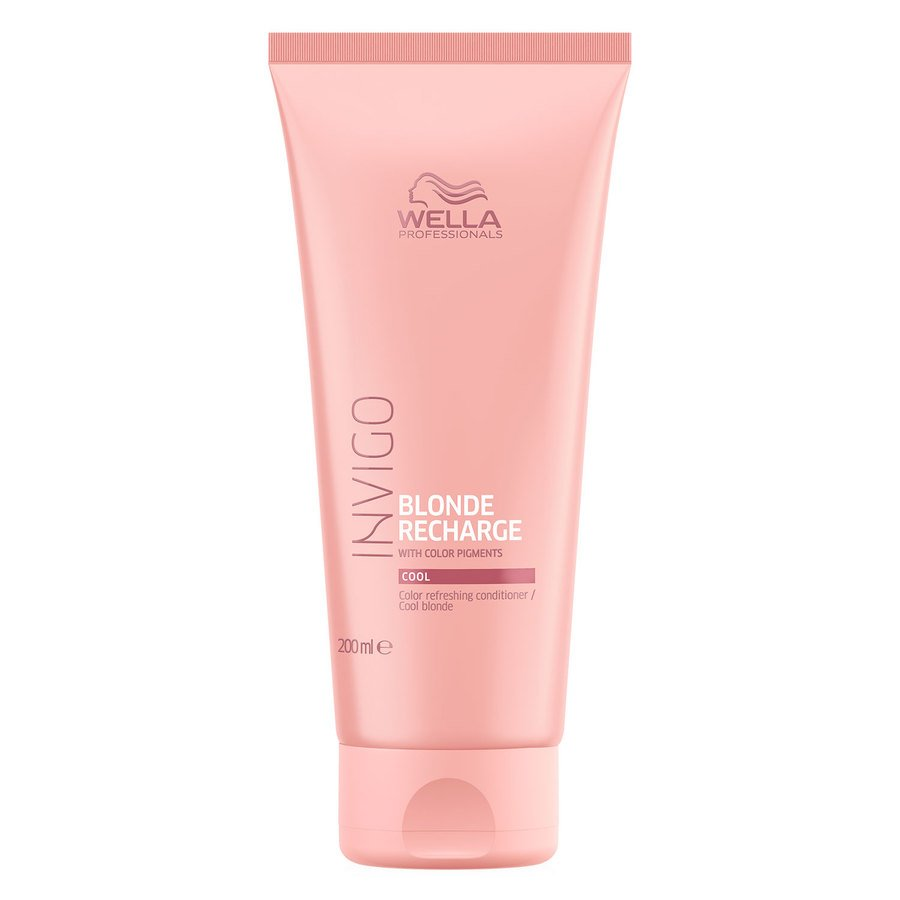 Wella Professionals Invigo Cool Blonde Color Refreshing Conditioner 200 ml