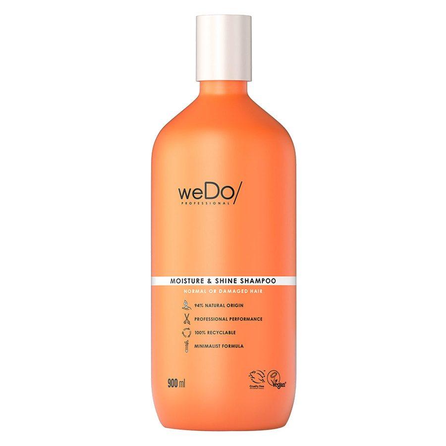 weDo/ Moisture & Shine Shampoo 900 ml