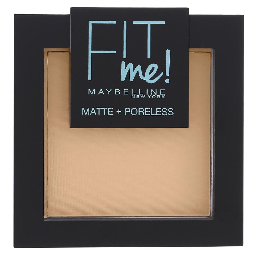 Maybelline Fit Me Matte & Poreless Powder – 120 Classic Ivory