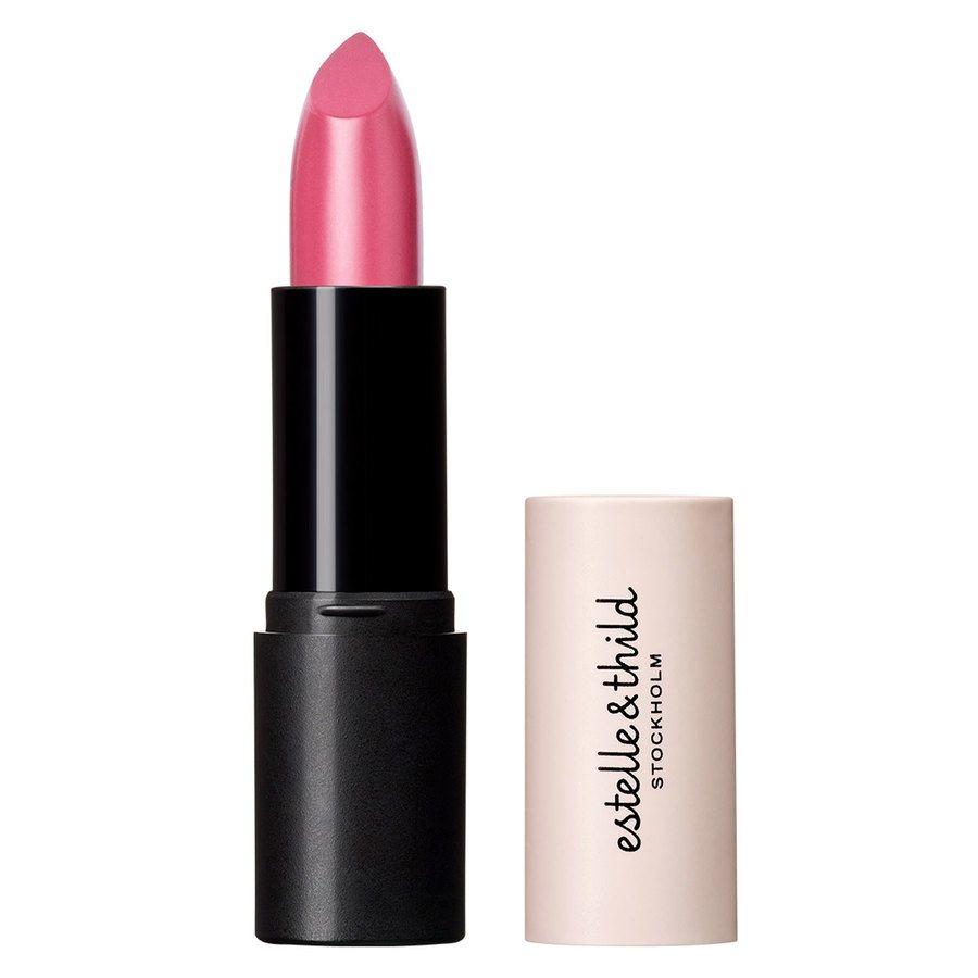 Estelle & Thild BioMineral Cream Lipstick 4,5 g ─ Deep Pink