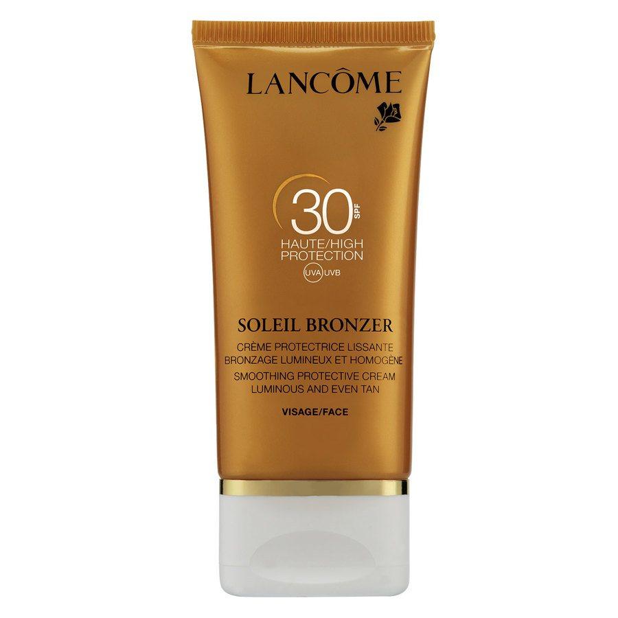 Lancôme Soleil Bronzer Sun Protection Face Cream SPF 30 50 ml