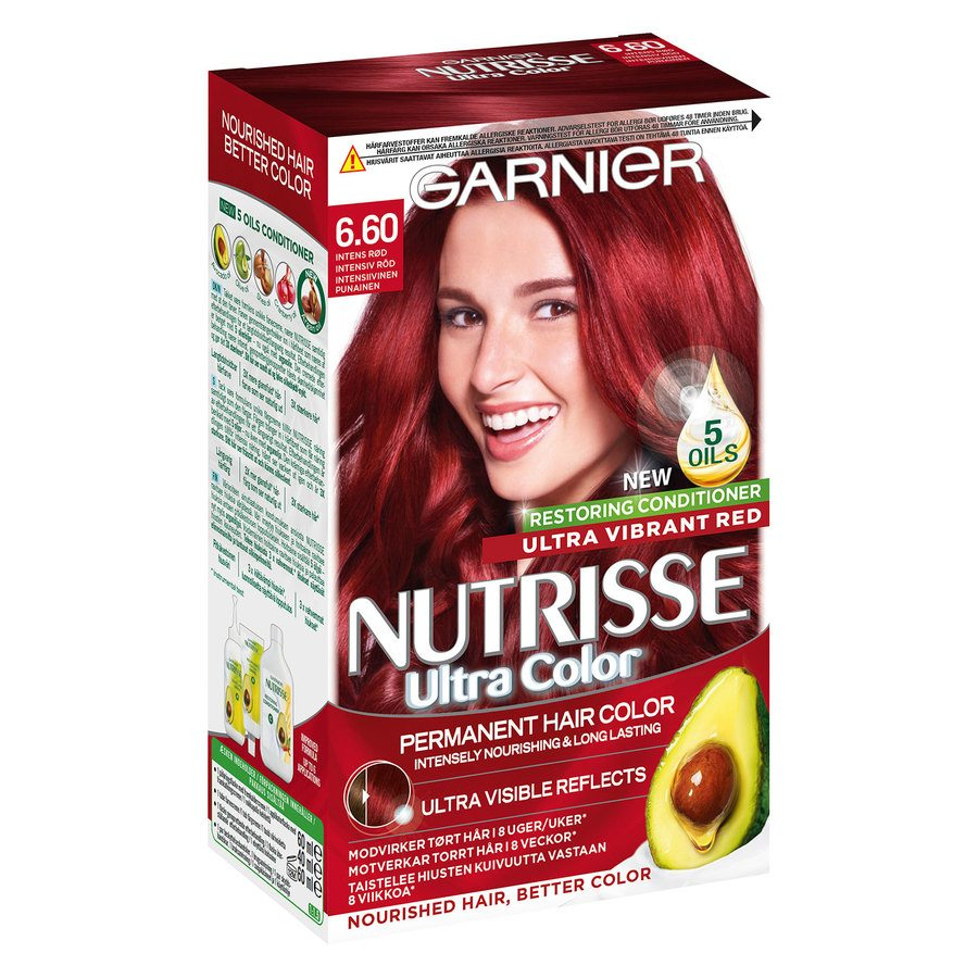 Garnier Nutrisse Ultra Color – 6.6