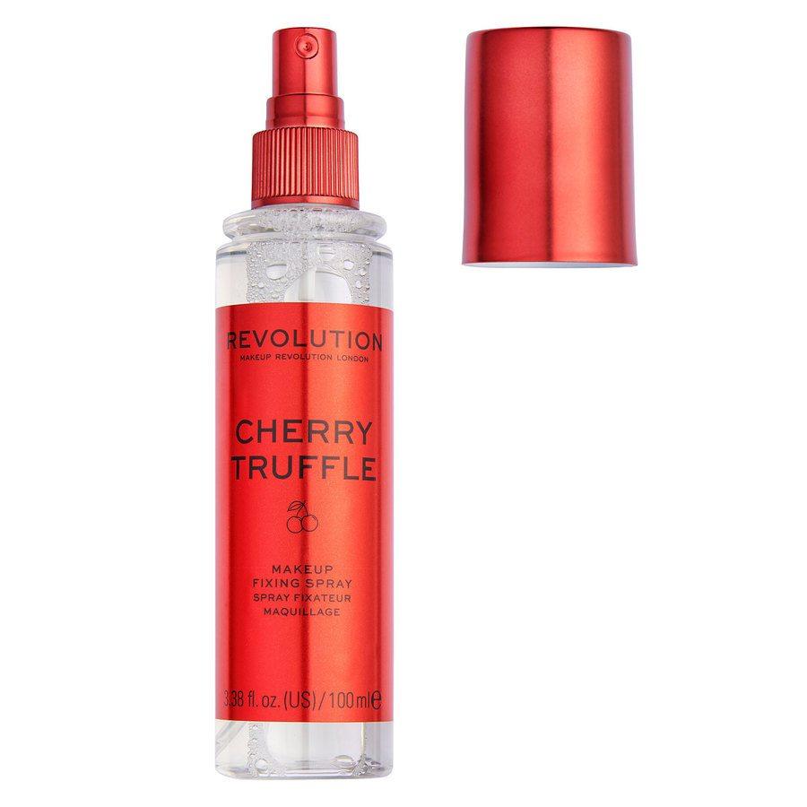 Makeup Revolution Precious Stone Fixing Spray Cherry Truffle 100 ml