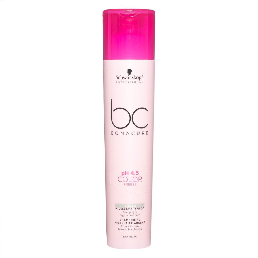 Schwarzkopf BC Bonacure Color Freeze Shampoo Silver 250 ml