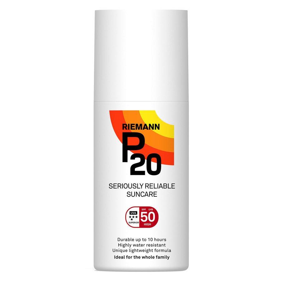 Riemann P20 Spray SPF50 200 ml (Pump Spray)