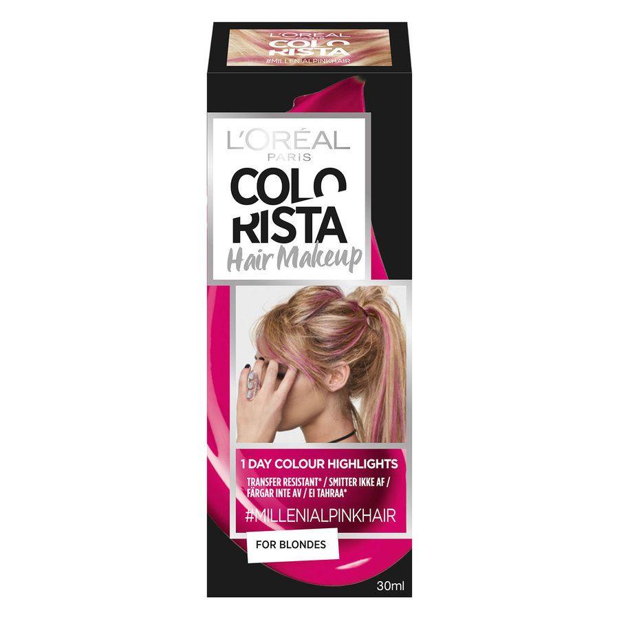 L'Oréal Paris Colorista Hair Makeup - 5 Millenial