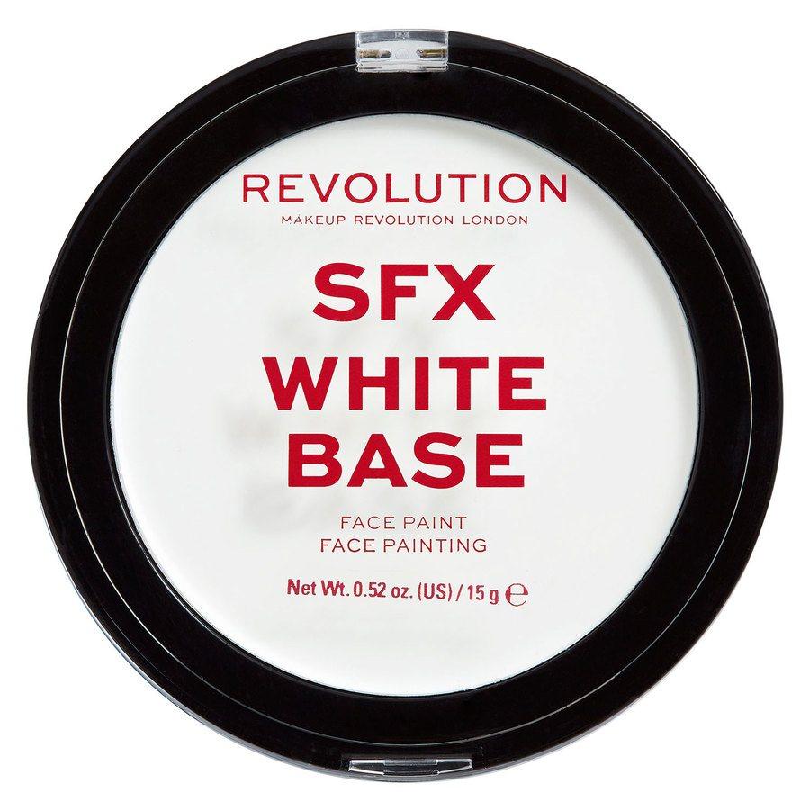 Makeup Revolution SFX White Base Cream Face Paint