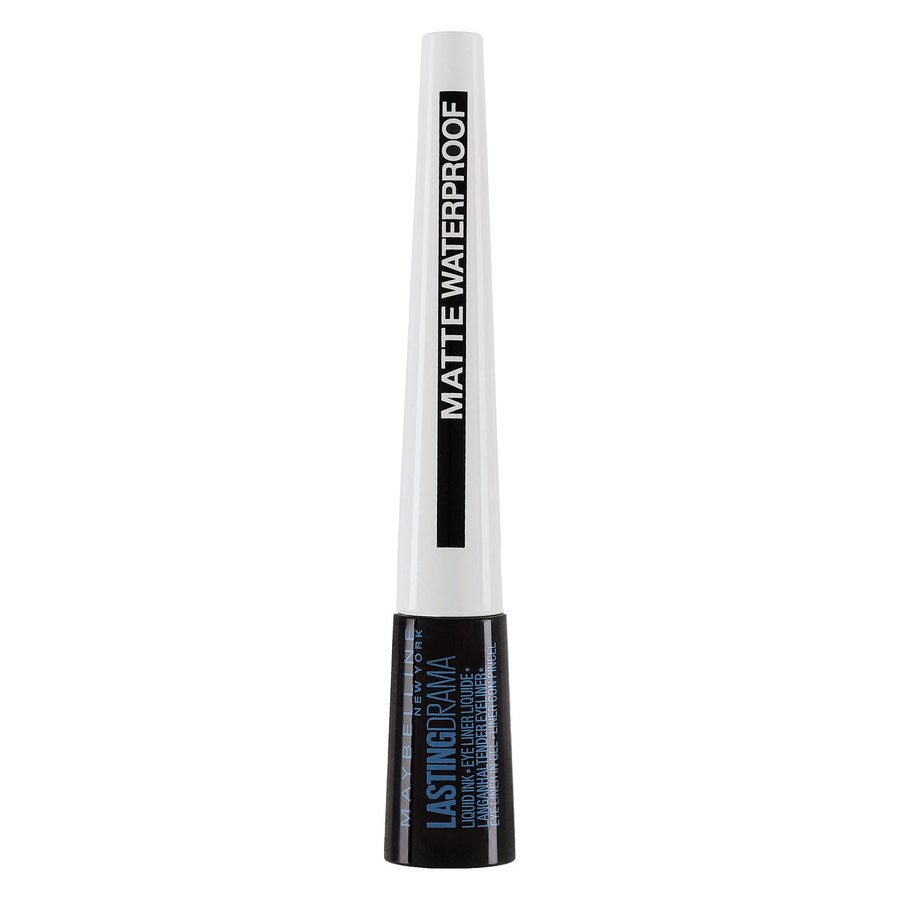 Maybelline Lasting Drama Liquid Ink Liner 2,5 ml – Matte Waterproof Black