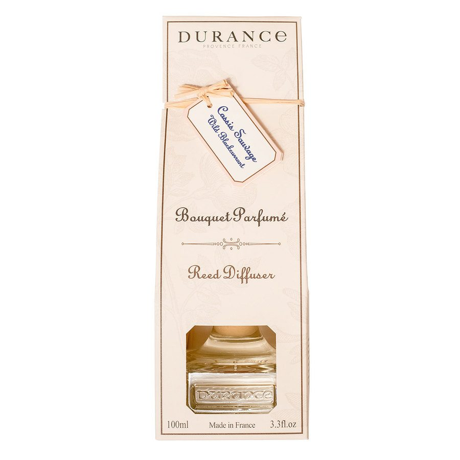 Durance Reed Diffuser 100 ml – Wild Blackcurrant