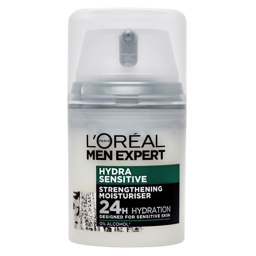 L'Oréal Paris Men Expert Hydra Sensitive Moisturiser 50 ml