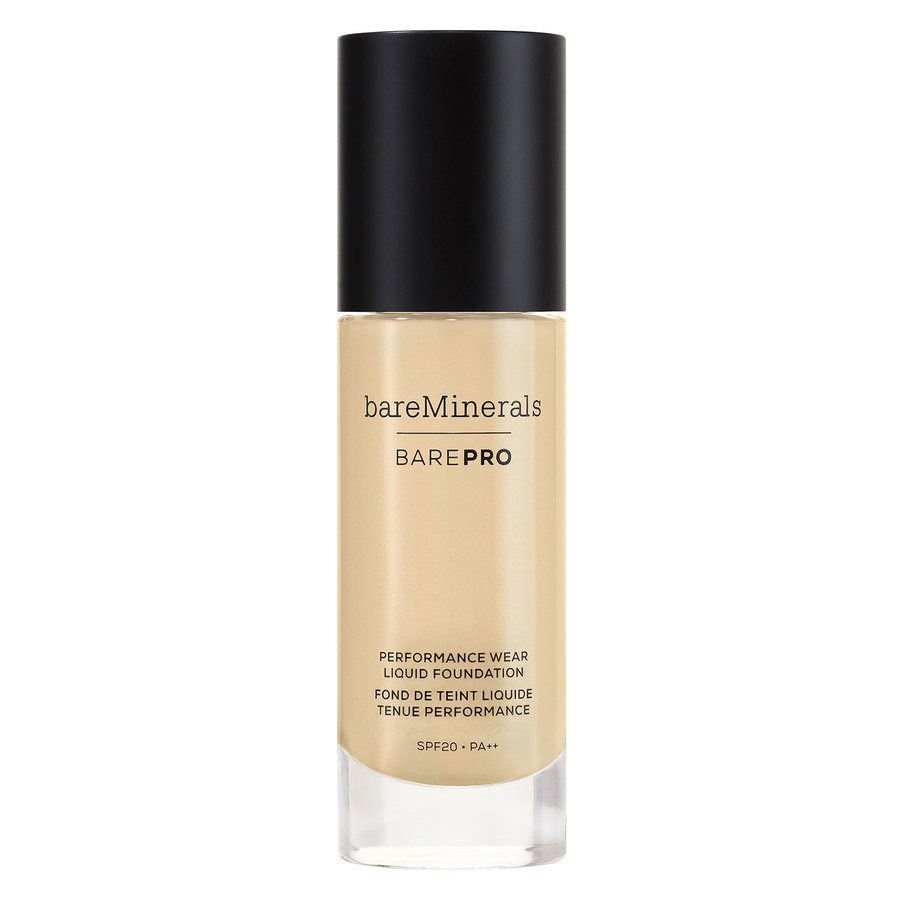 BareMinerals BarePro Performance Wear Liquid Foundation SPF20 30ml Cashmere 06