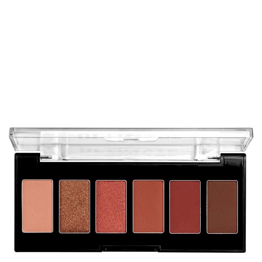 NYX Professional Makeup Ultimate Edit Petite Shadow Palette 01 Warm Neutrals 7,2g