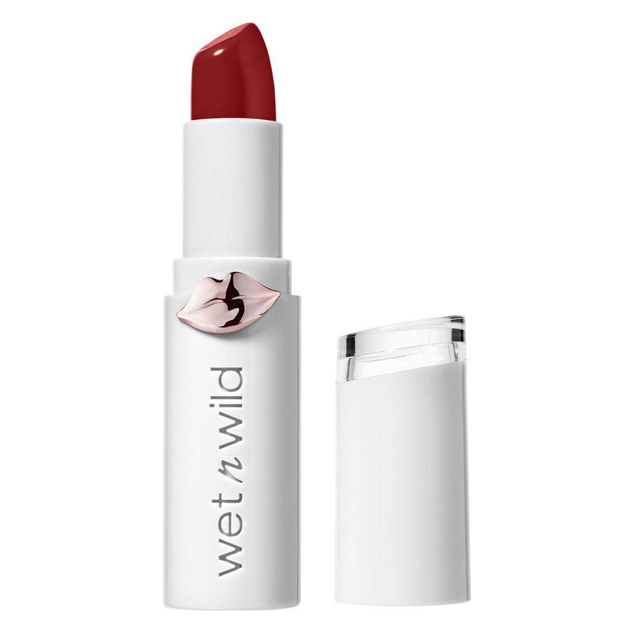 Wet`n Wild MegaLast Lipstick 3,6 g ─ Crimson Crime (Shine Finish)