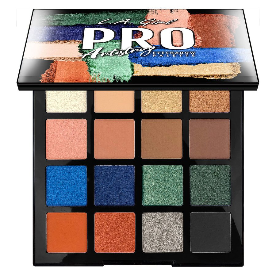 L.A. Girl PRO Artistry Eyeshadow Palette 35 g