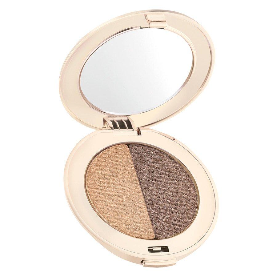 Jane Iredale PurePressed Duo Eye Shadow 2,8 g ─ Sunlit/Jewel
