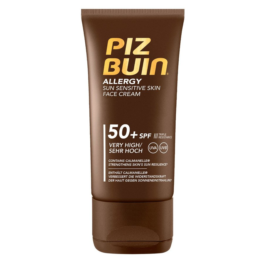 Piz Buin Allergy Sun Sensitive Skin Face Cream SPF50 50 ml