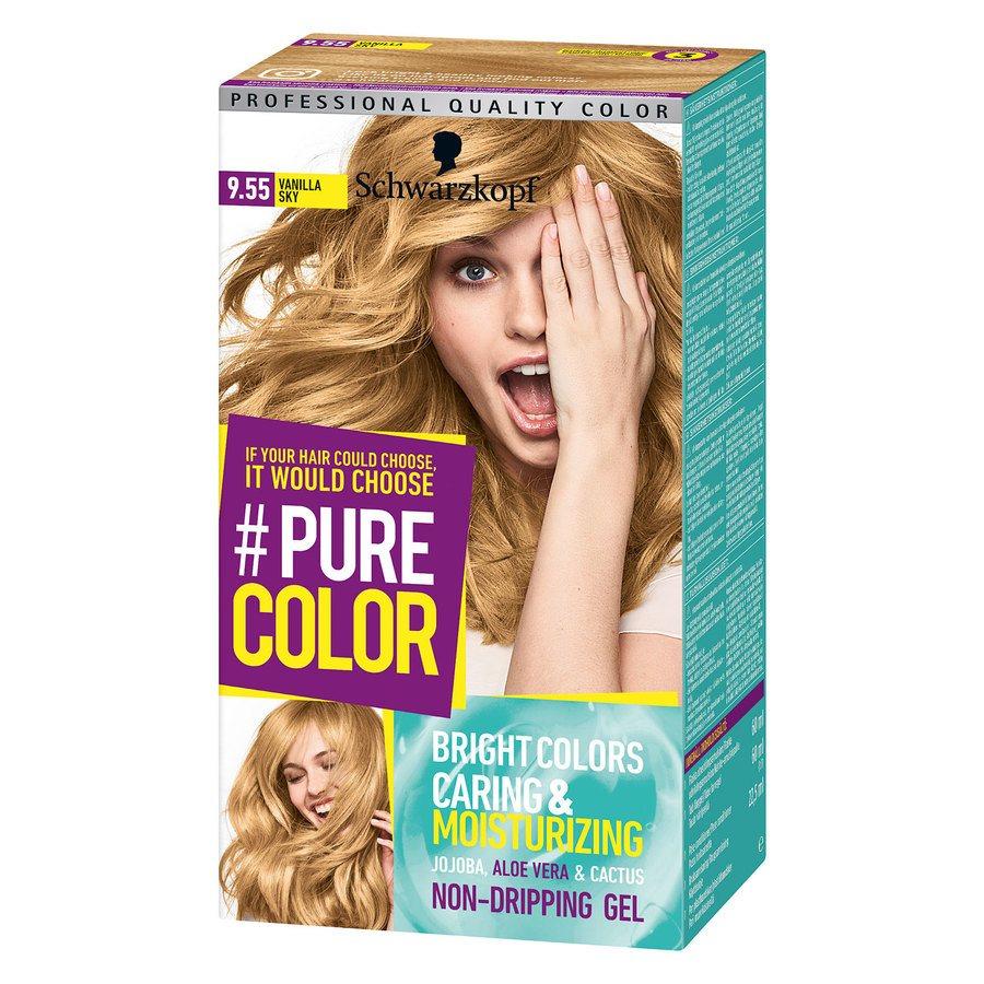 Schwarzkopf Pure Color 142 g ─ 9.55 Vanilla Sky