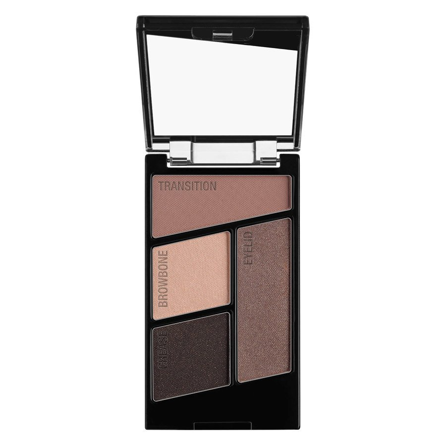 Wet'n Wild Color Icon Eyeshadow Quads — Silent Treatment