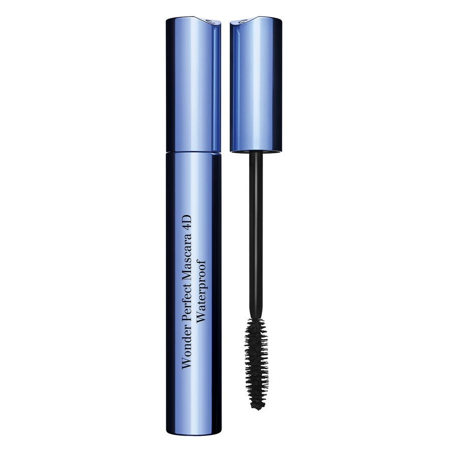 Clarins Waterproof Wonder Perfect 4D Mascara 8 ml ─ 01 Black