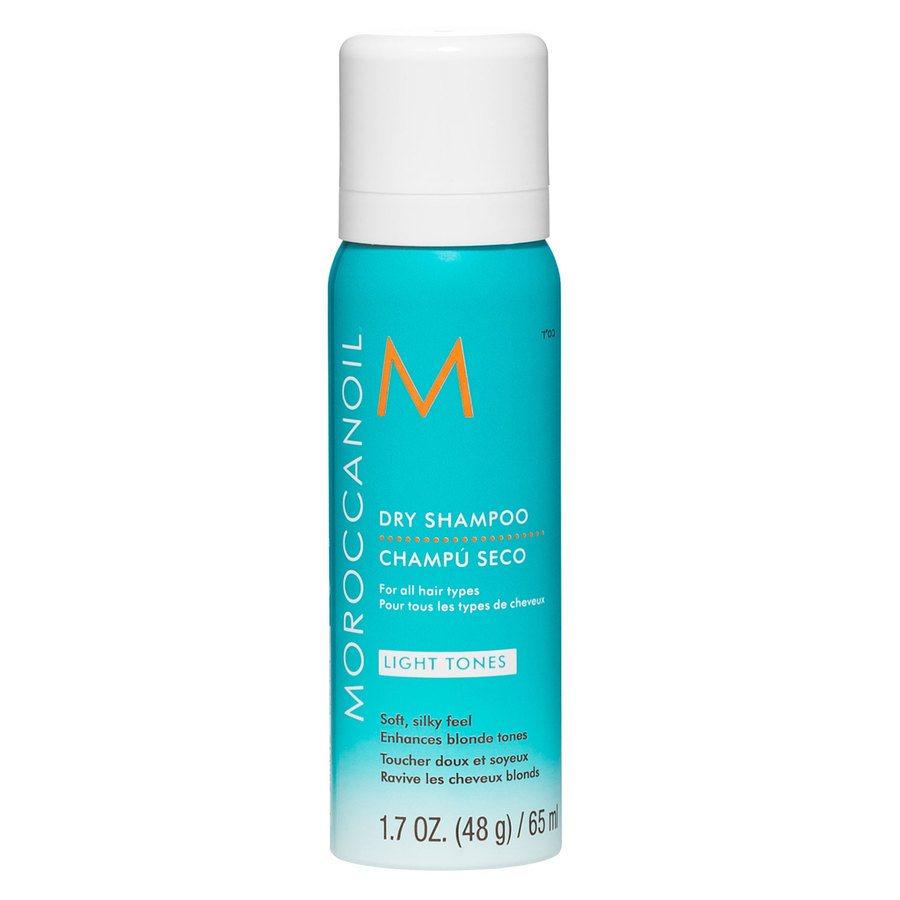 Moroccanoil Dry Shampoo Light Tones 65 ml