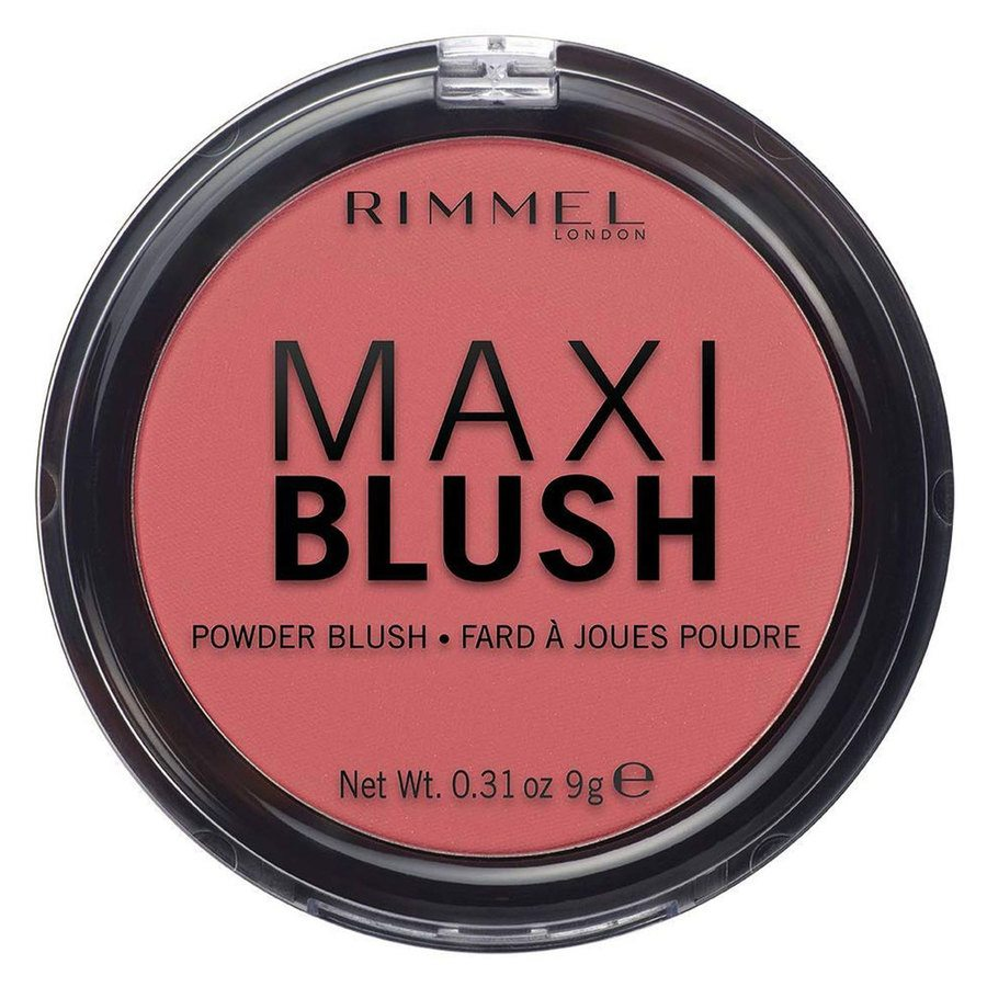 Rimmel London Face Maxi Blush 9 g ─ #003 Wild Card