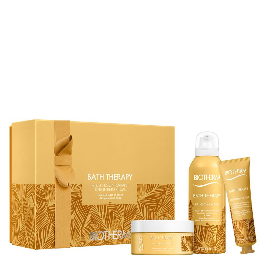 Biotherm Bath Therapy Delighting Blend Lahjapakkaus