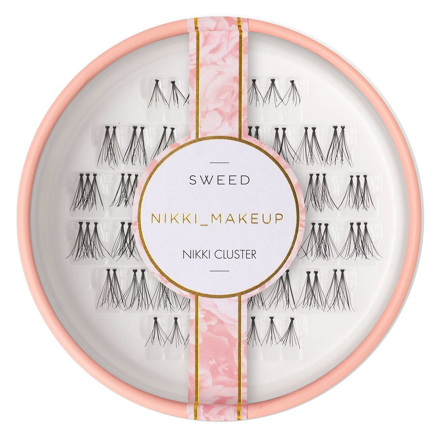 Sweed Lashes ─ Nikki Cluster