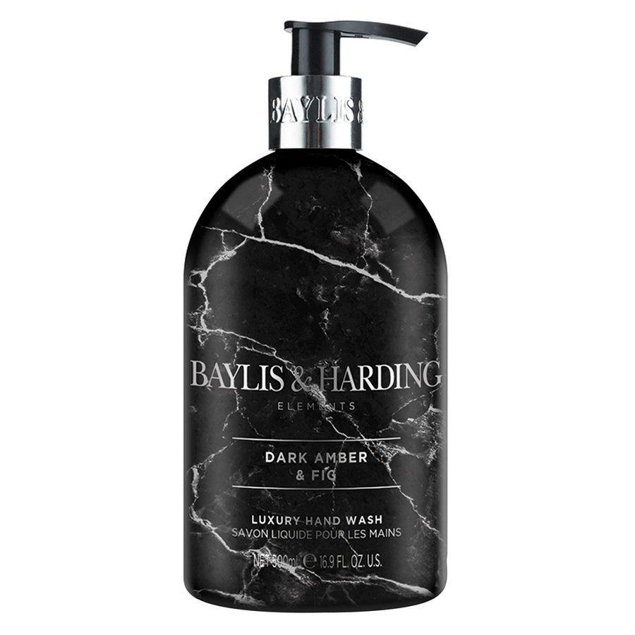 Baylis & Harding Elements Dark Amber & Fig Hand Wash 500 ml