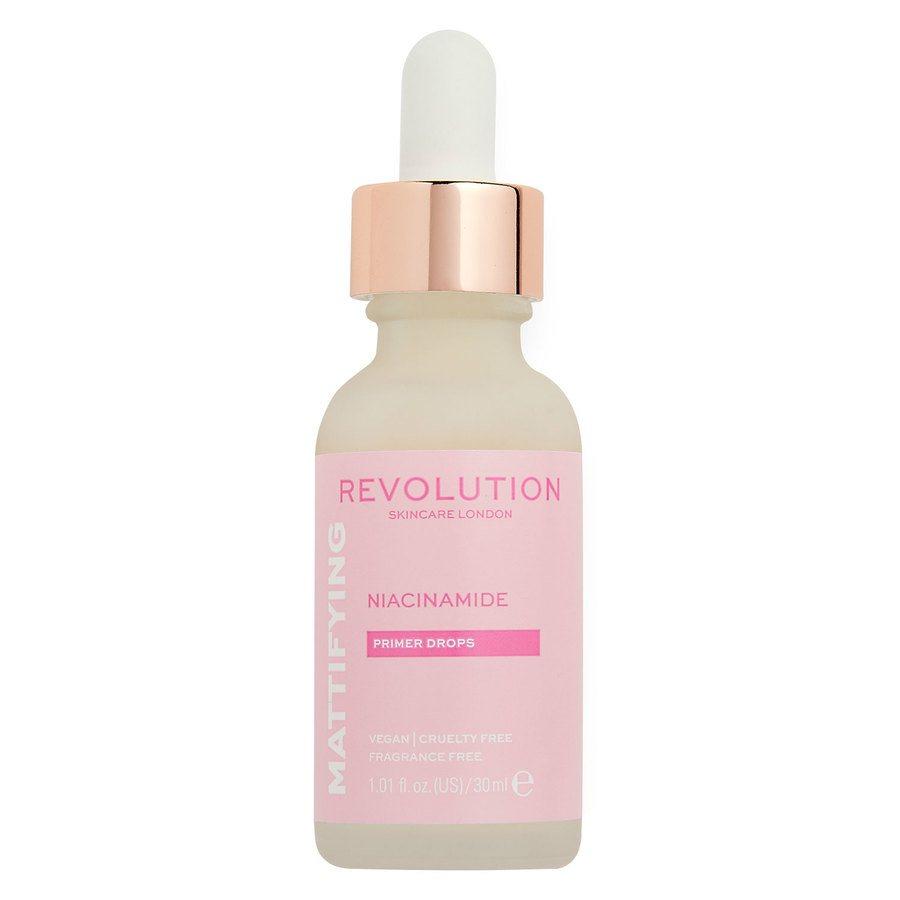 Revolution Skincare Niacinamide Mattifying Priming Drops 30 ml