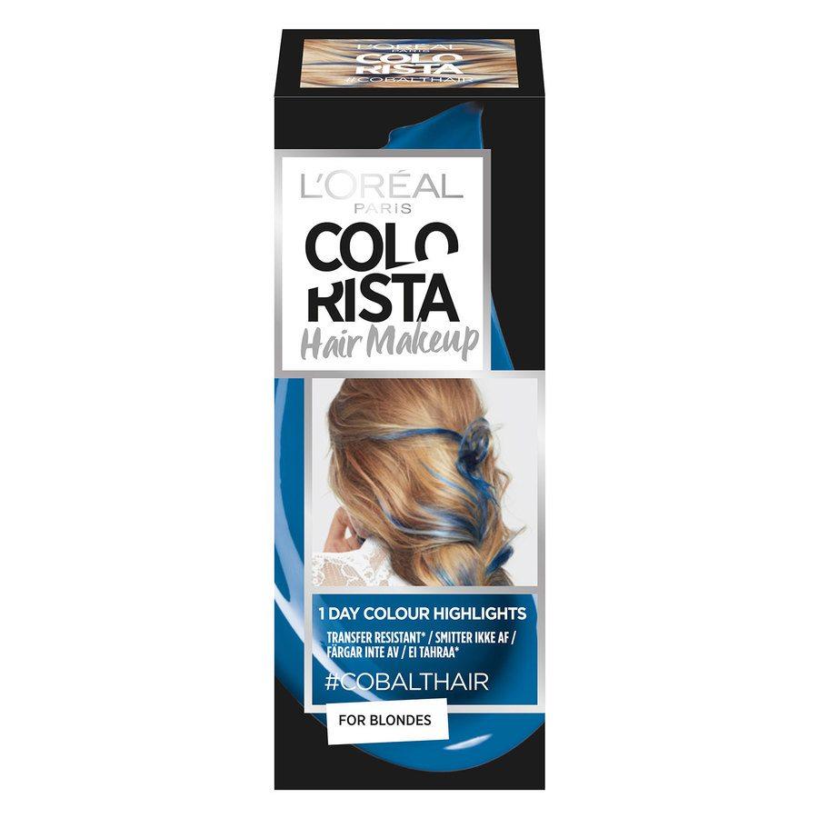L'Oréal Paris Colorista Hair Makeup - 1 Cobalt